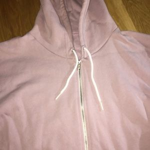 BRAND NEW light purple hoodie